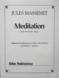 Jules Massenet: <br>Meditation from 'Thais'
